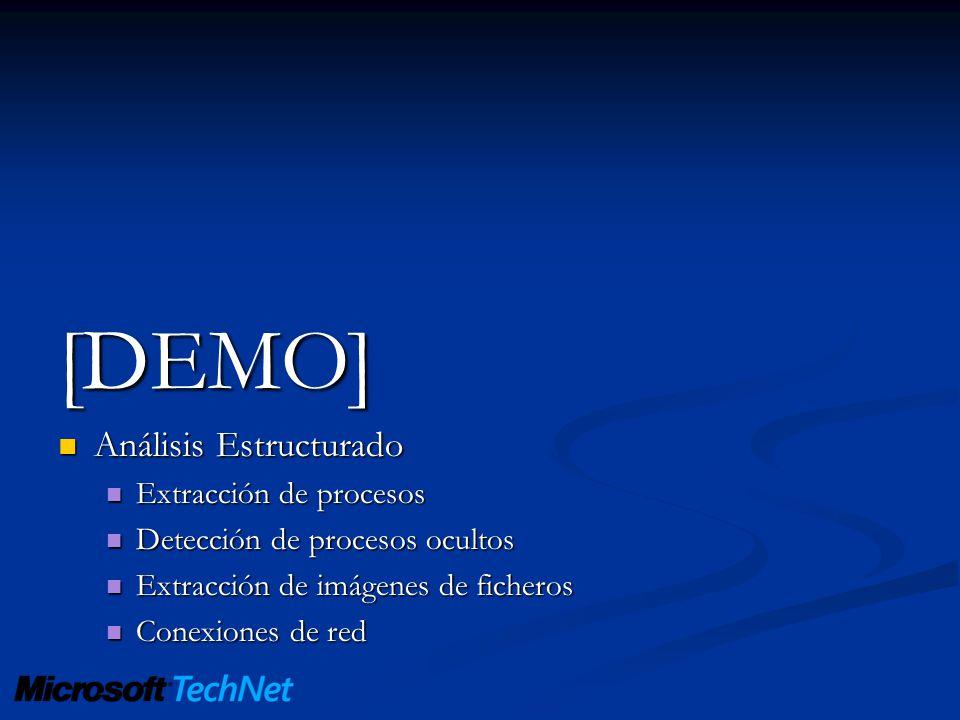 [DEMO] Análisis Estructurado Extracción de procesos